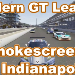 Modern GT league: Smokescreens at Indianapolis