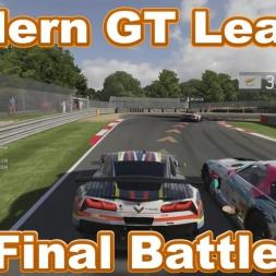 Modern GT League: The Final Battle