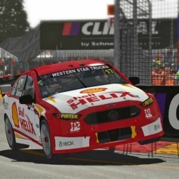 RFACTOR 2 / FVR 2016 V8 SUPER CARS VOLVO / SYMMONS PLAINS