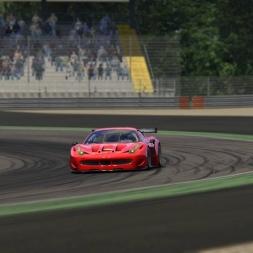 Assetto Corsa Hotlap Monza Ferrari 458GT2 1:48:876 (download setup)