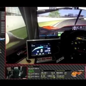 rF2_VEC Endurance Championship_24h Le Mans_Team ROTW_my stint part 2/2