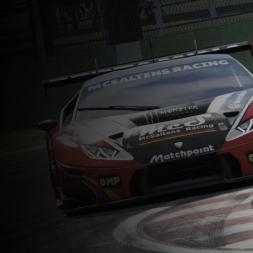 ACRL GT3 EU PRO Round08 Imola