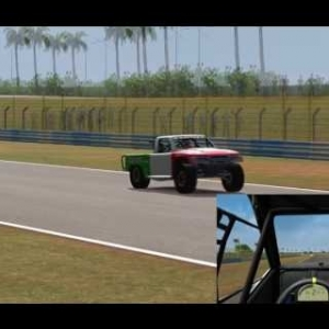 Automobilista (Early Access) - Goiana ST - Super Truck