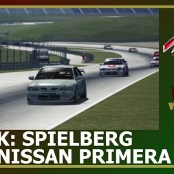Assetto Corsa - Nissan Primera BTCC 1999 - Spielberg