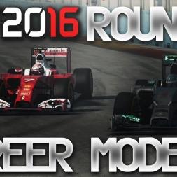 F1 2016 Career Mode Round 8 Europe