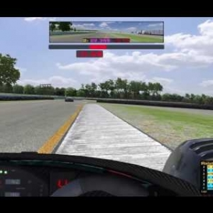 iRacing | Tube Frame Twister - Radical SR8 - Watkins Glen Classic