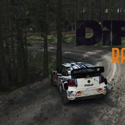 DiRT Rally - Dyffryn Afon - Volkswagen Polo R WRC - WR 02:48.059
