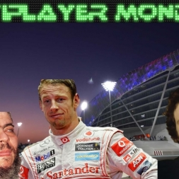 Multiplayer Mondays F1 2015 - O Mr Darcy