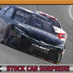 """iRacing: Stock Car Surprise!"" (NIS Round 16/36 - Firecrackers Casino 200)"