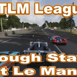 GTLM League: Rough Start at Le Mans