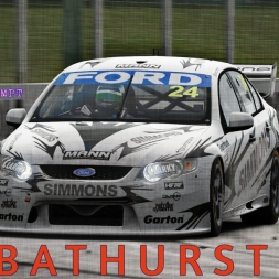 Project Cars | Ford Falcon V8 @ Bathurst | Onboard + TV CAM