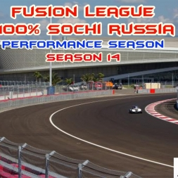 F1 2015 | 100% Russia | Fusion League season 14