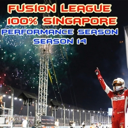 F1 2015 | 100% Singapore | Fusion League SEASON 14