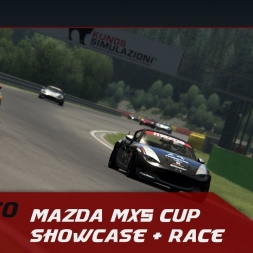 Assetto Corsa - Mazda MX5 Cup showcase + race [Japanese Pack]