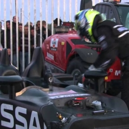 HEROIC ATTEMPTS BY MOTOYAMA TO GET FANS' FAVOURITE - NISSAN DELTAWING - BACK ON TRACK