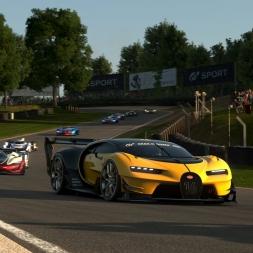 GT Sport Brands Hatch Grand Prix Circuit Gameplay E3 2016