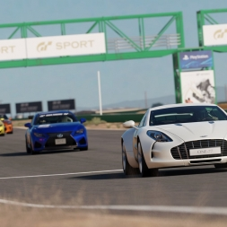 Gran Turismo Sport Willow Springs Raceway, Big Willow Gameplay  E3 2016