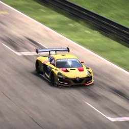 Renault Sport R.S. 01 @ Monza (Project CARS)