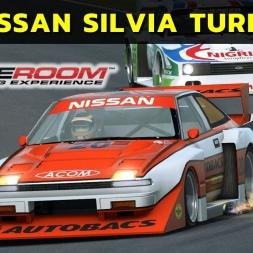 Raceroom  - Nissan Silvia Turbo at Salzburgring