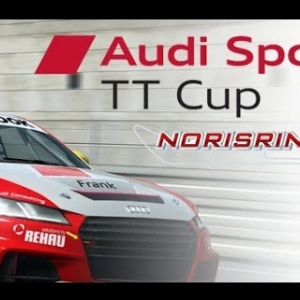 RaceRoom Racing Experience Norisring Audi TT Sport 0:54:340
