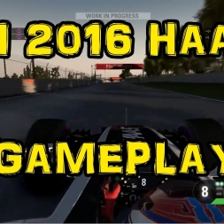 F1 2016 Haas Gameplay - Xbox One - E3