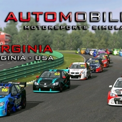 Automobilista | Race with AI | Super V8 @ Virginia International Raceway