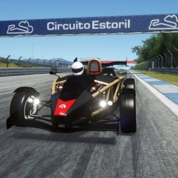 Ariel Atom V8 - Estoril GP - Assetto Corsa