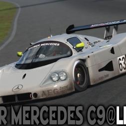 Assetto Corsa : Sauber Mercedes C9 @ Le Mans