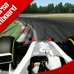 Assetto Corsa F1 2016 Onboard Haas Imola Gameplay