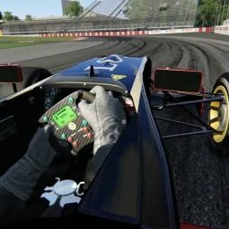 In-car Formula Abarth @ Canada 1:37.791
