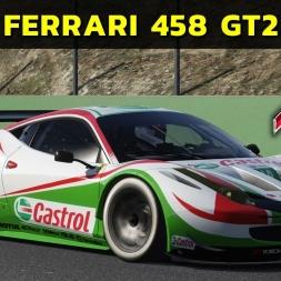 Assetto Corsa - Ferrari 458 GT2 at Spa-Francorchamps