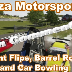 Front Flips, Barrel Rolls and Car Bowling