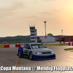 Copa Montana @ Mendig Flugplatz - Automobilista 60FPS