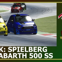 Assetto Corsa - Abarth 500 SS - Spielberg South Course