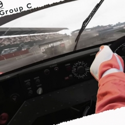 Project Cars Real Onboard Cam Sauber C9 Group C at Silverstone
