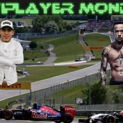 Multiplayer Mondays F1 2015 - Topless Racing