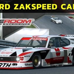 Raceroom - Ford Zakspeed Capri at Brands Hatch