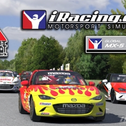 iRacing | Global Mazda MX-5 Cup @ Summit Point Raceway