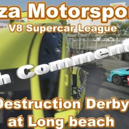 Forza Motorsport 6: Destruction Derby at Long Beach