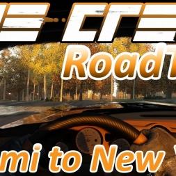 RoadTrip - Miami to New York - Timelapse - The Crew Wild Run 1440p