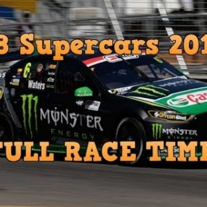 RFACTOR 2, V8 Supercars 2016, FULL RACE!