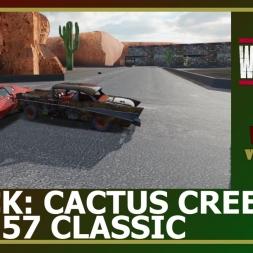 Wreckfest - 57 Classic - Cactus Creek