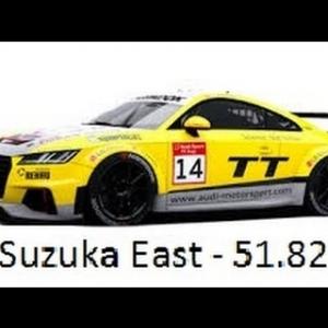 RaceRoom Setups - Audi TT - Suzuka East - 51.826