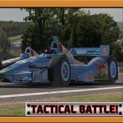 """iRacing: Tactical Battle!"" (Verizon IndyCar Series - Round 1: Circuit de Spa Francorchamps)"