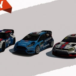 Assetto Corsa Tribute to Rallylegends Mod