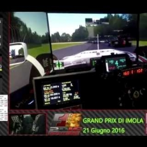 ASSETTO CORSA_ROTW F1 2016 CHALLENGE_gara 6 Imola_52 lap