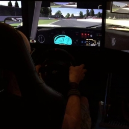 iRacing - Leo Bodnar Electronics ProtoGT series -@ Spa - Ford GT -