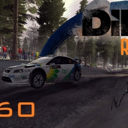 DiRT Rally Gameplay: Snow Bank - Episode 60