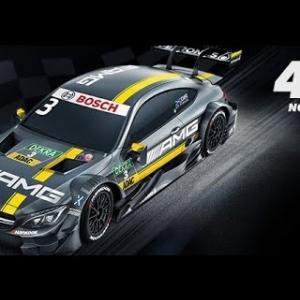 RaceRoom Racing Experience Mercedes AMG DTM 2016 Norisring 0:48:365
