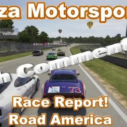 Forza Motorsport 6: Race Report! Road America